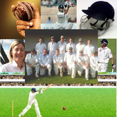 Cricketing images